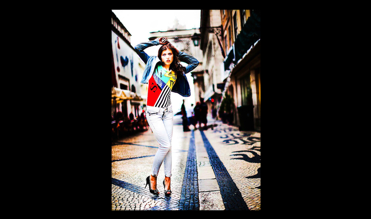 "Lisbon, ""Miss Sixty"", Fashion-shot"